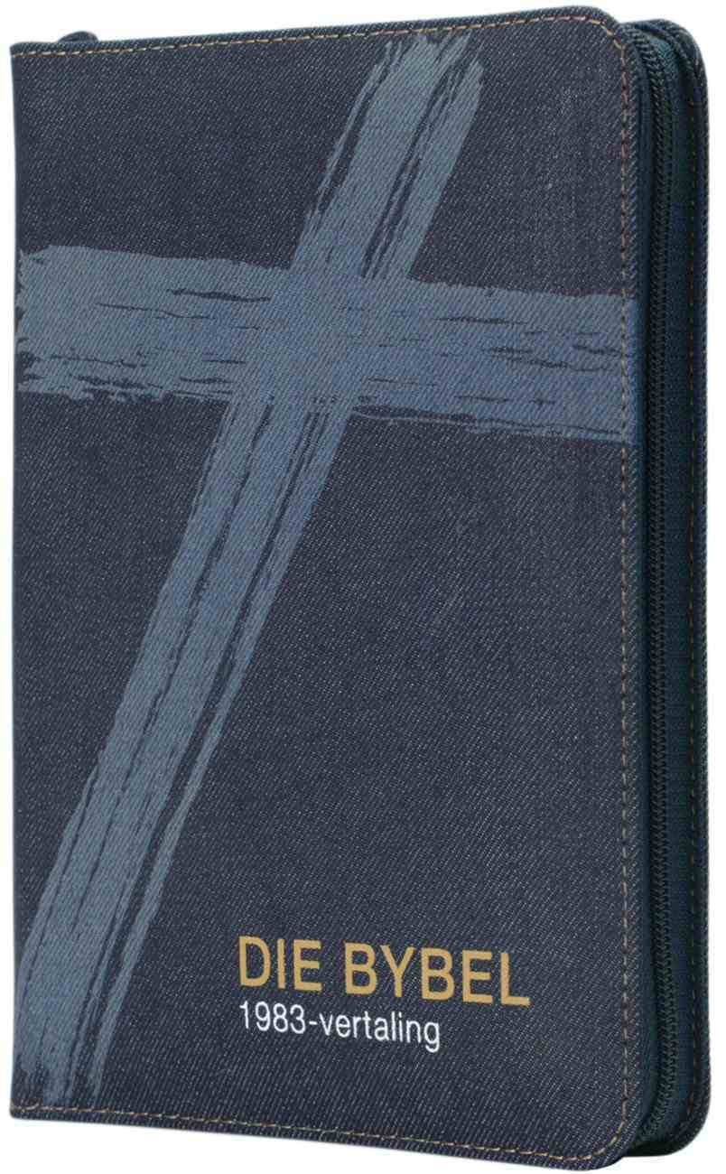 Afrikaans Bible 1983 Translation With Zipper Imitation Leather