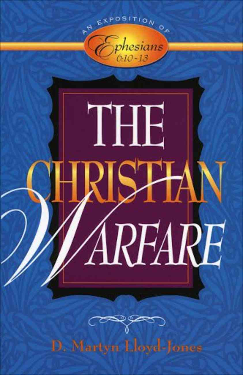 The Christian Warfare Paperback