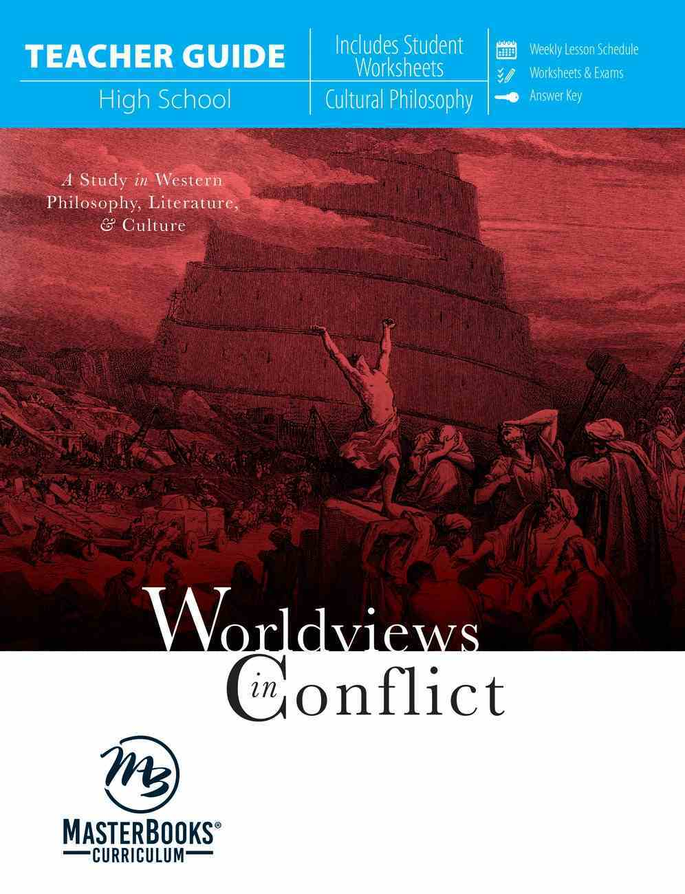 Worldviews in Conflict (Teacher Guide) Paperback