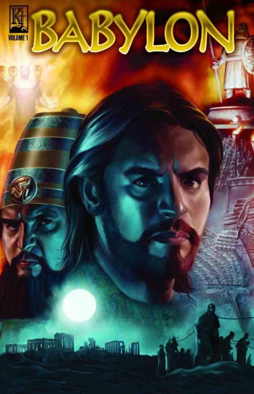 Babylon - Exile (The Kingstone Comic Bible Series) Paperback
