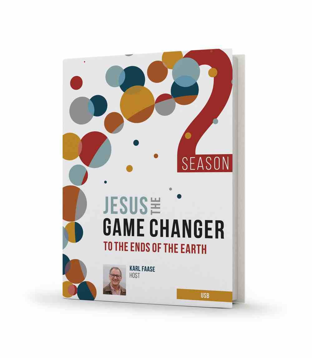 Jesus the Game Changer Usb: To the Ends of the Earth (Season 2) Usb Flash Memory