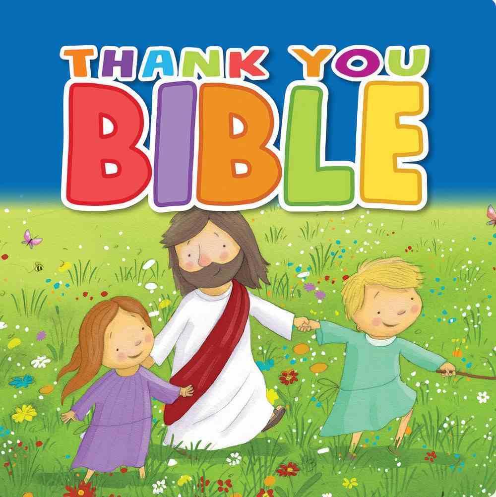Thank You Bible Board Book