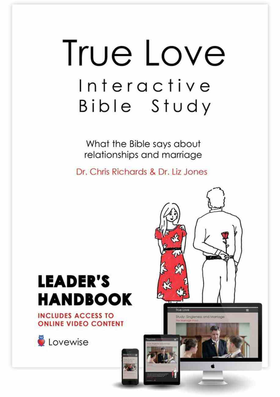 True Love Interactive Study Guide (Leader's Guide) Paperback