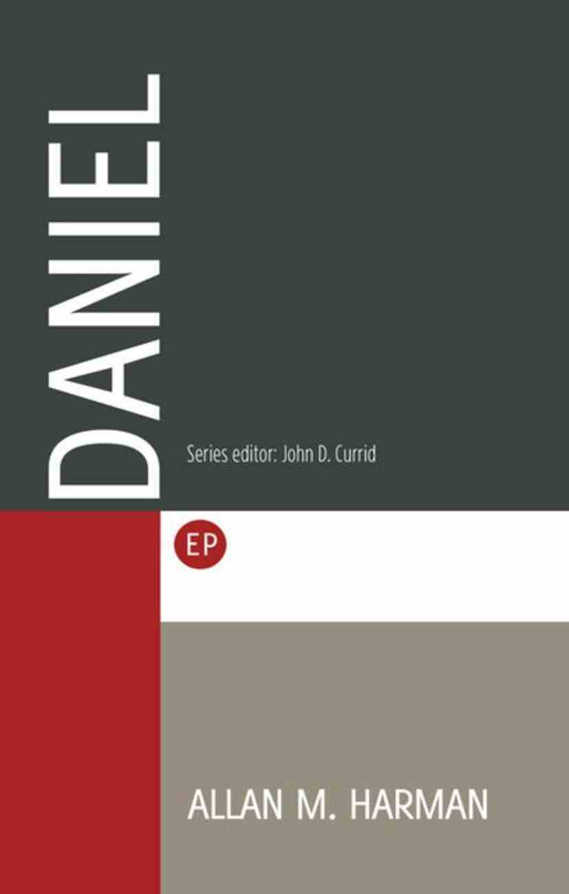 Daniel (Evangelical Press Study Commentary Series) Paperback