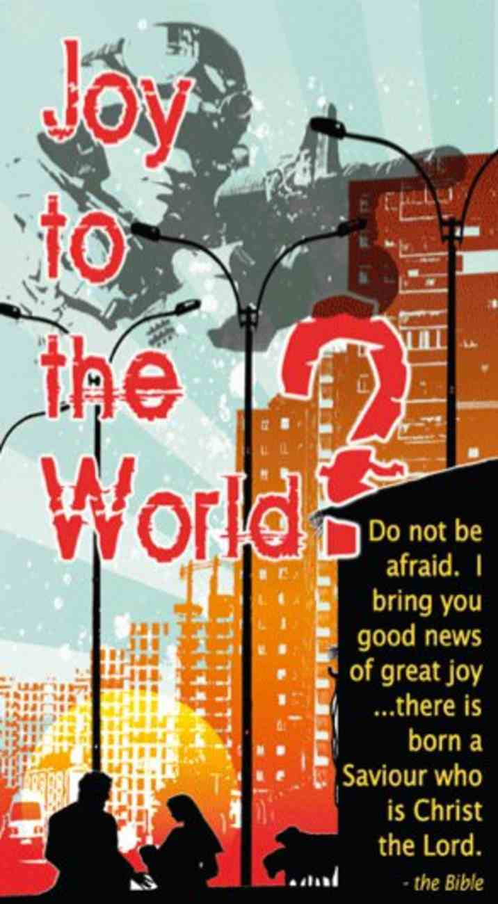 Joy to the World? Booklet