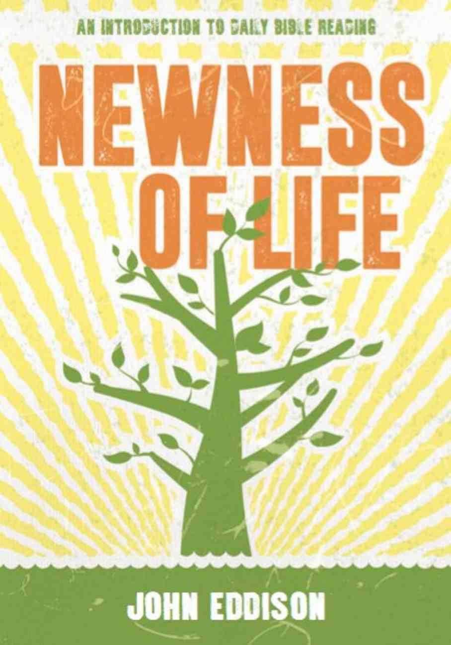 Newness of Life eBook
