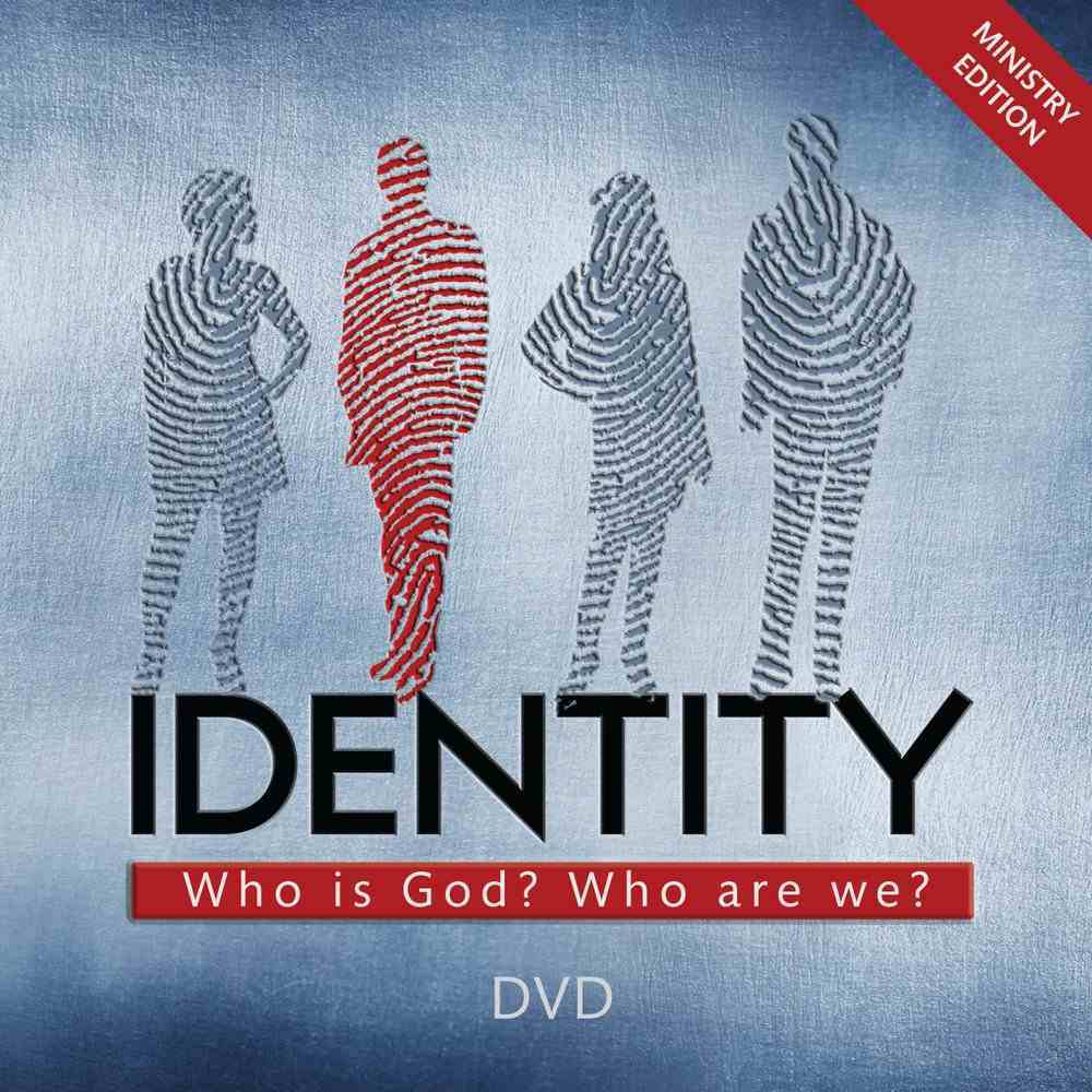 Identity Ministry: Who is God? Who Are We? (Dvd) DVD