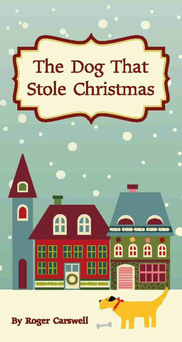 The Dog Who Stole Christmas Booklet