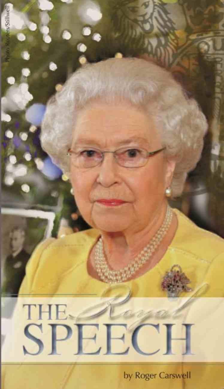 The Royal Speech Booklet