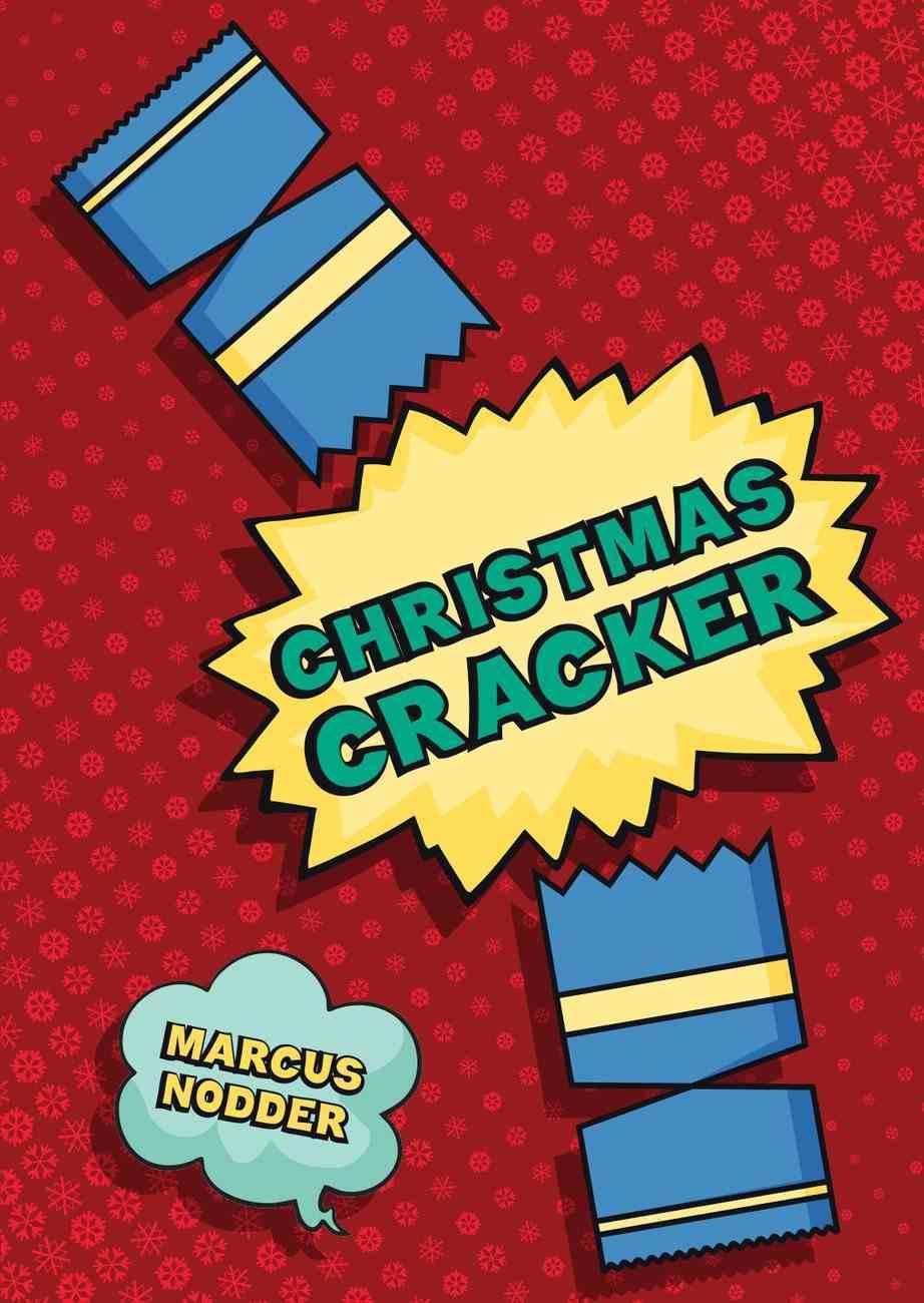 Christmas Cracker Booklet