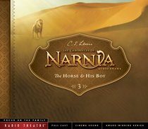 Album Image for The Horse and His Boy (Unabridged) (#03 in Chronicles Of Narnia Audio Series) - DISC 1