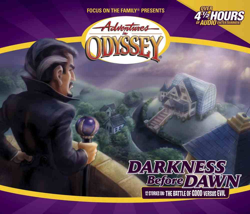 Darkness Before Dawn (#25 in Adventures In Odyssey Audio Series) CD