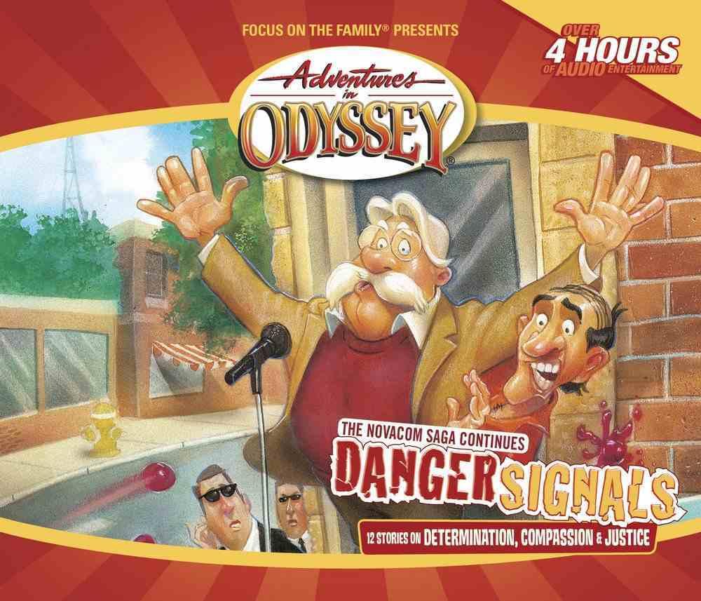 Danger Signals (#36 in Adventures In Odyssey Audio Series) CD
