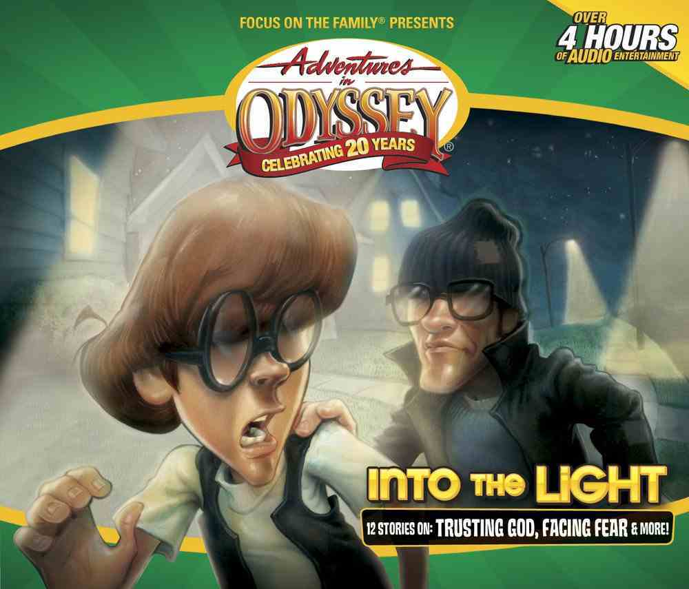 Into the Light (#47 in Adventures In Odyssey Audio Series) CD