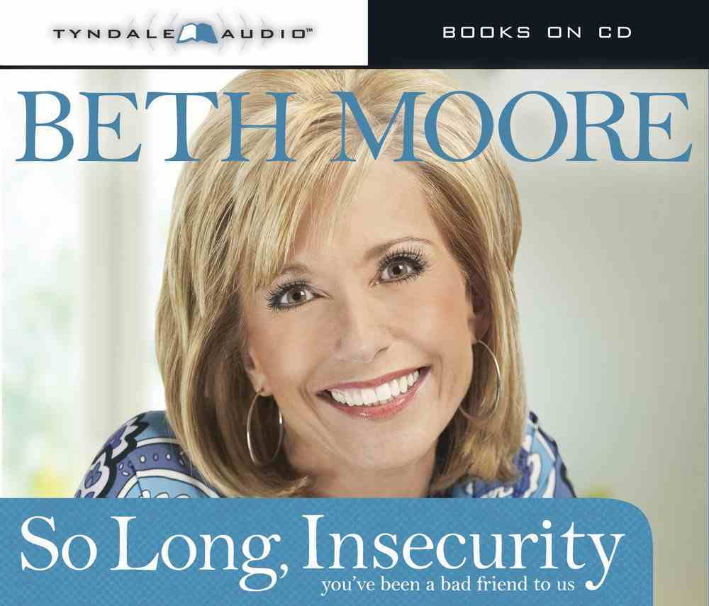 So Long, Insecurity CD