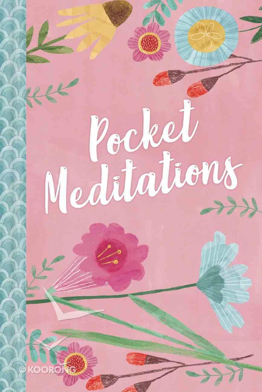 Pocket Meditations Hardback