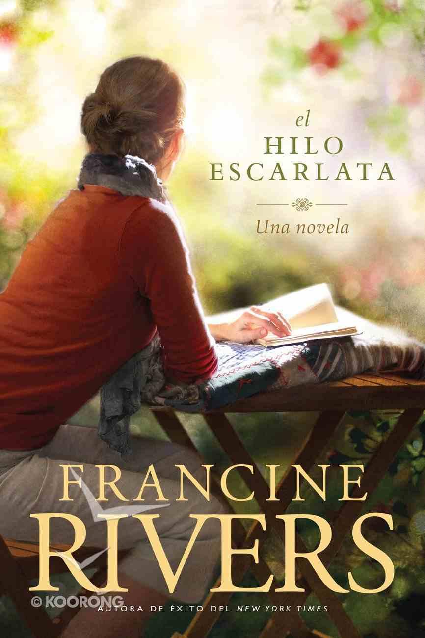 Hilo Escarlata, El (The Scarlet Thread) Paperback