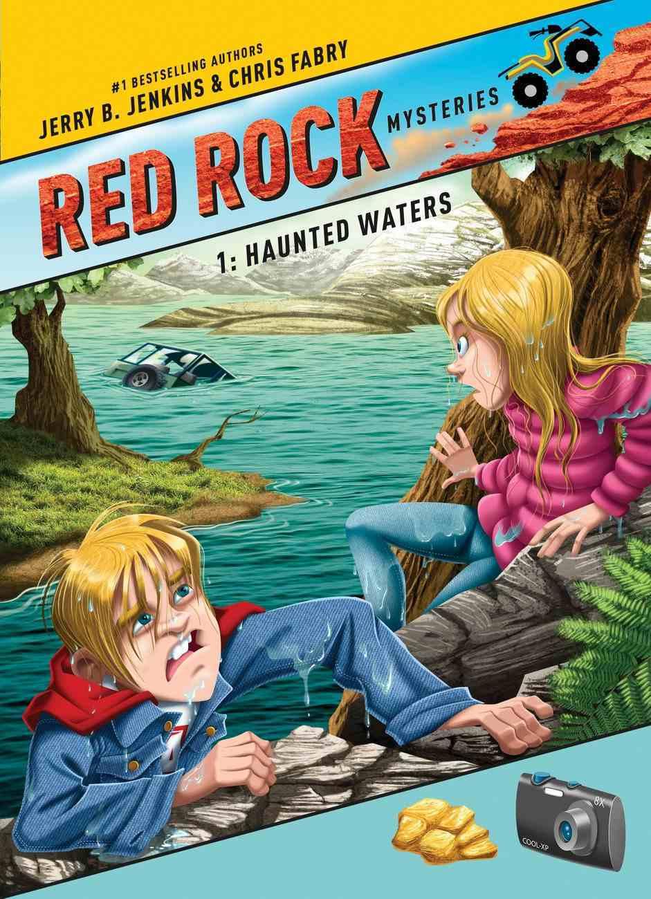 Haunted Waters (#01 in Red Rock Mysteries Series) Paperback