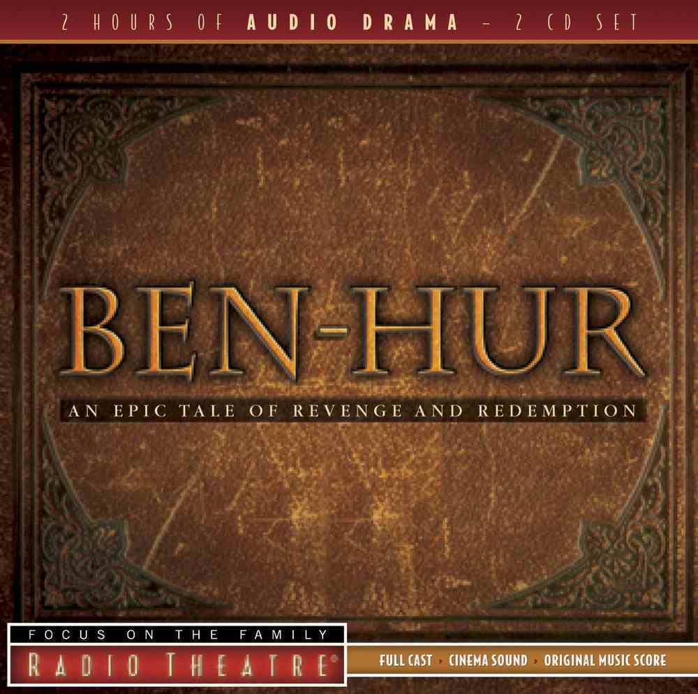 Radio Theatre: Ben Hur (2 Cds) CD