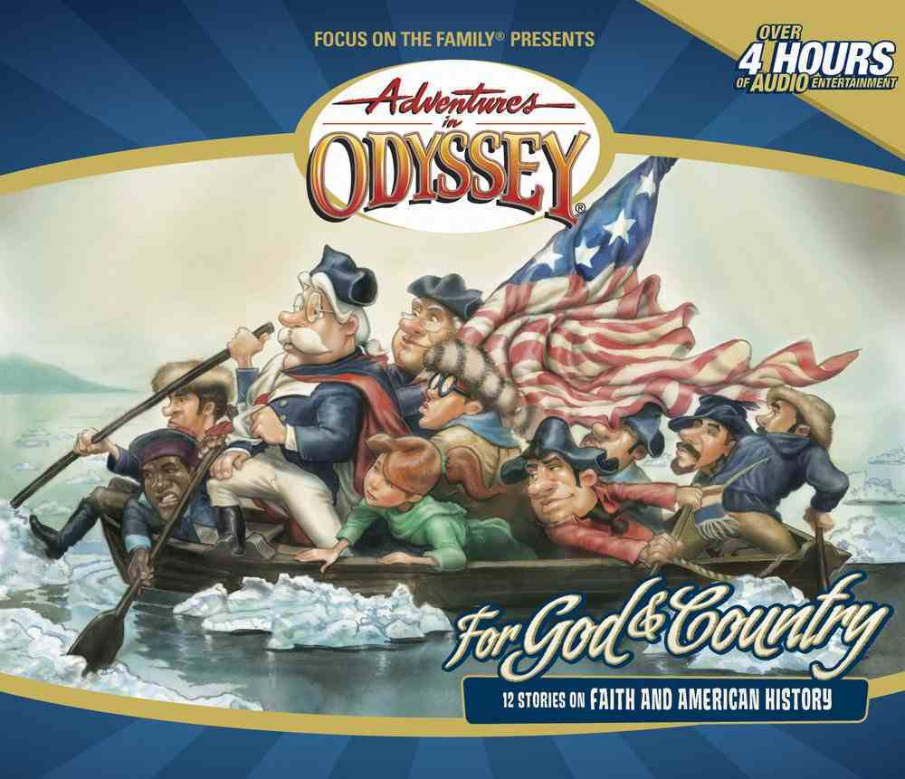 Special Collection: For God and Country (Adventures In Odyssey Audio Series) CD