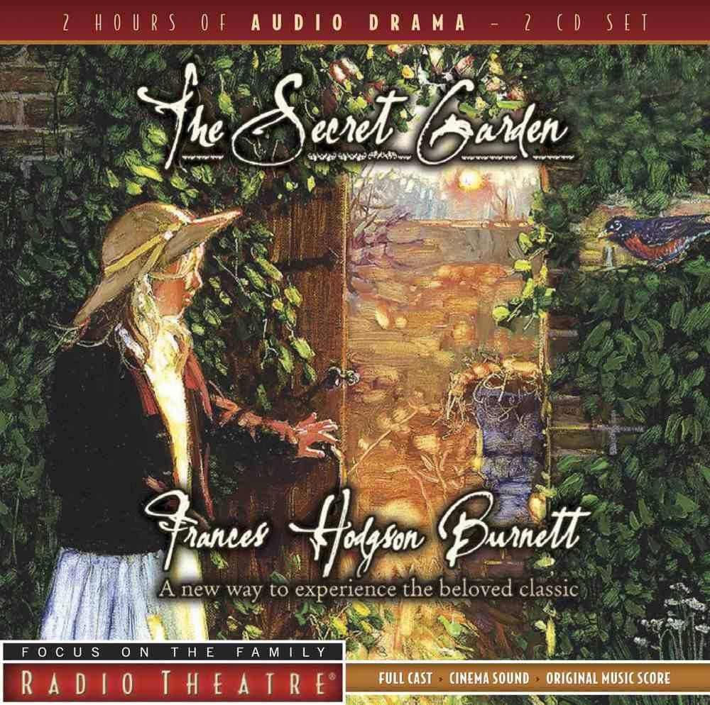 Radio Theatre: The Secret Garden (2 Cds) CD