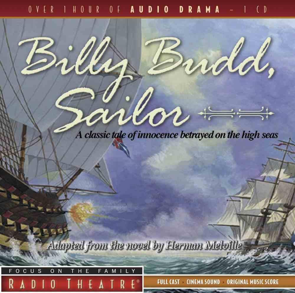 Radio Theatre: Billy Budd Sailor (1 Cd) CD