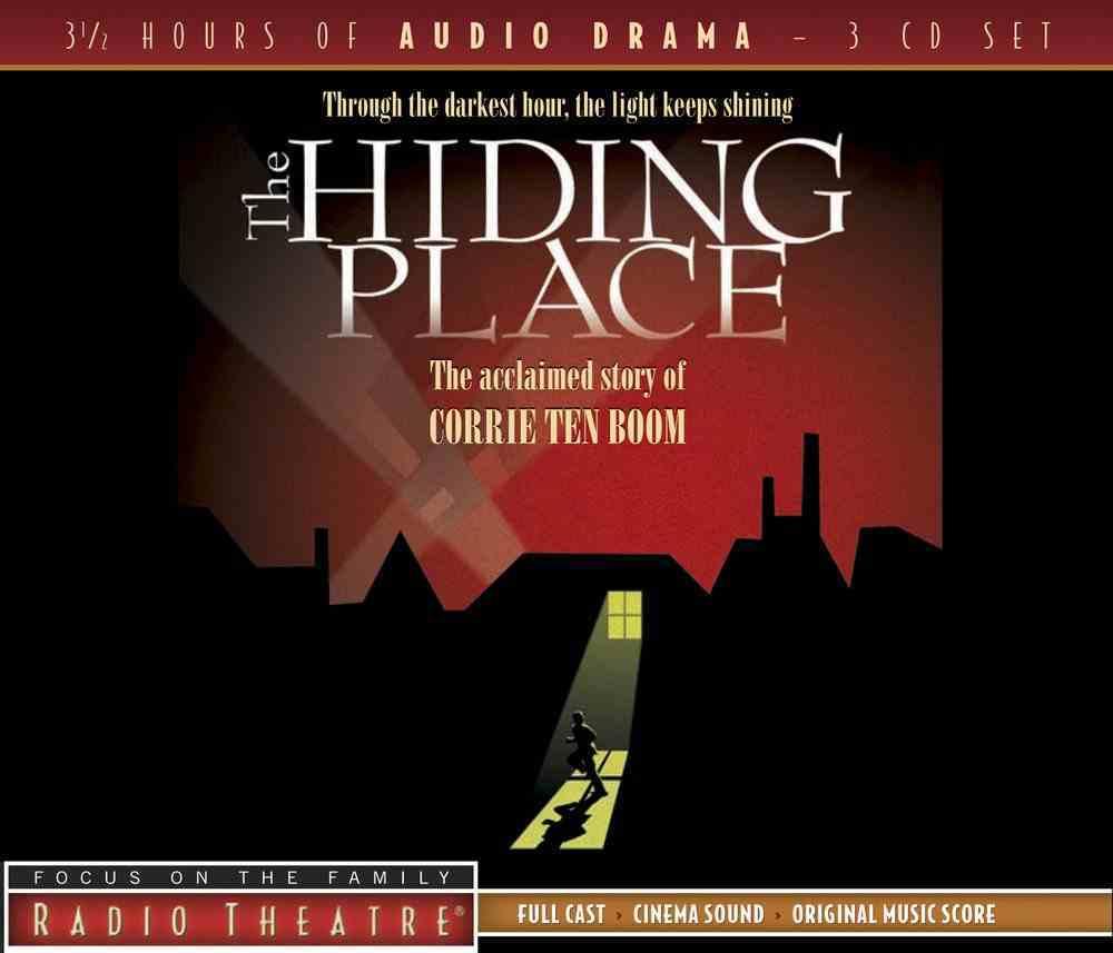 Radio Theatre: The Hiding Place (3 Cds) CD