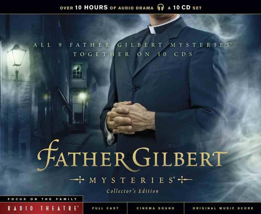 Radio Theatre Set: Father Gilbert Mysteries (10 Cds) (Collector's Edition) (Father Gilbert Mysteries Radio Series) CD