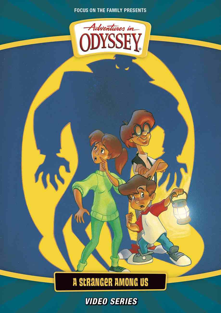 A Stranger Among Us (#12 in Adventures In Odyssey Visual Series) DVD