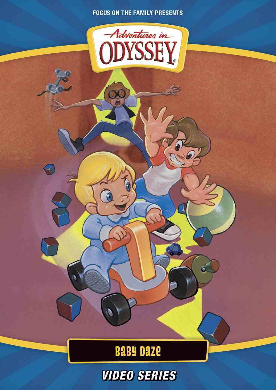 Baby Daze (#13 in Adventures In Odyssey Visual Series) DVD