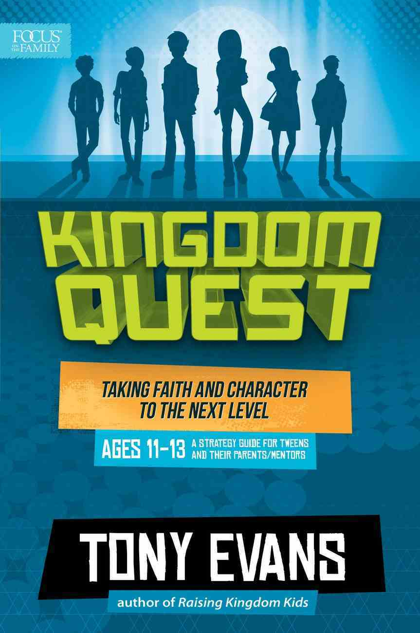 For Ages 11 to 13 (Kingdom Quest Strategy Guide Series) Paperback
