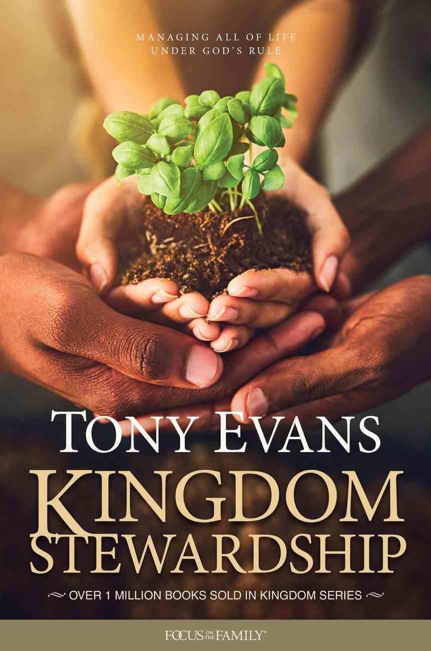Kingdom Stewardship Hardback