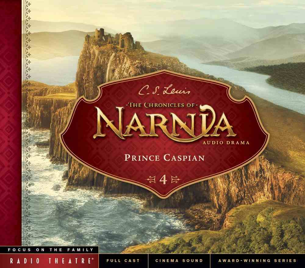 Prince Caspian (Unabridged) (#04 in Chronicles Of Narnia Audio Series) CD