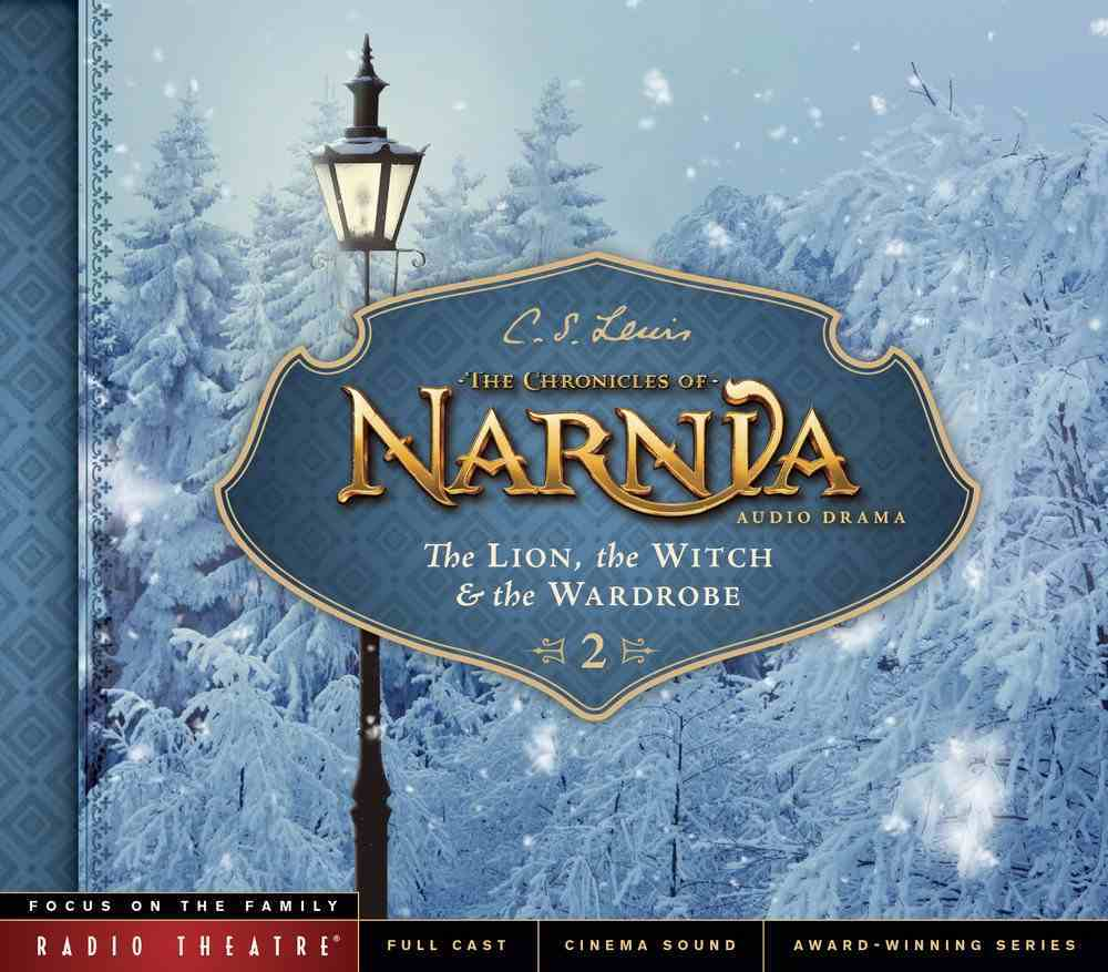 Lion, the Witch, and the Wardrobe, the (Unabridged) (#02 in Chronicles Of Narnia Audio Series) CD
