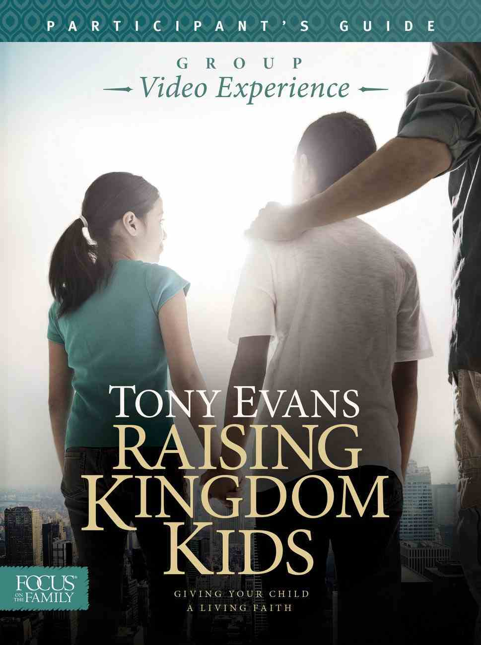 Raising Kingdom Kids (Dvd Curriculum And Study Guide) DVD