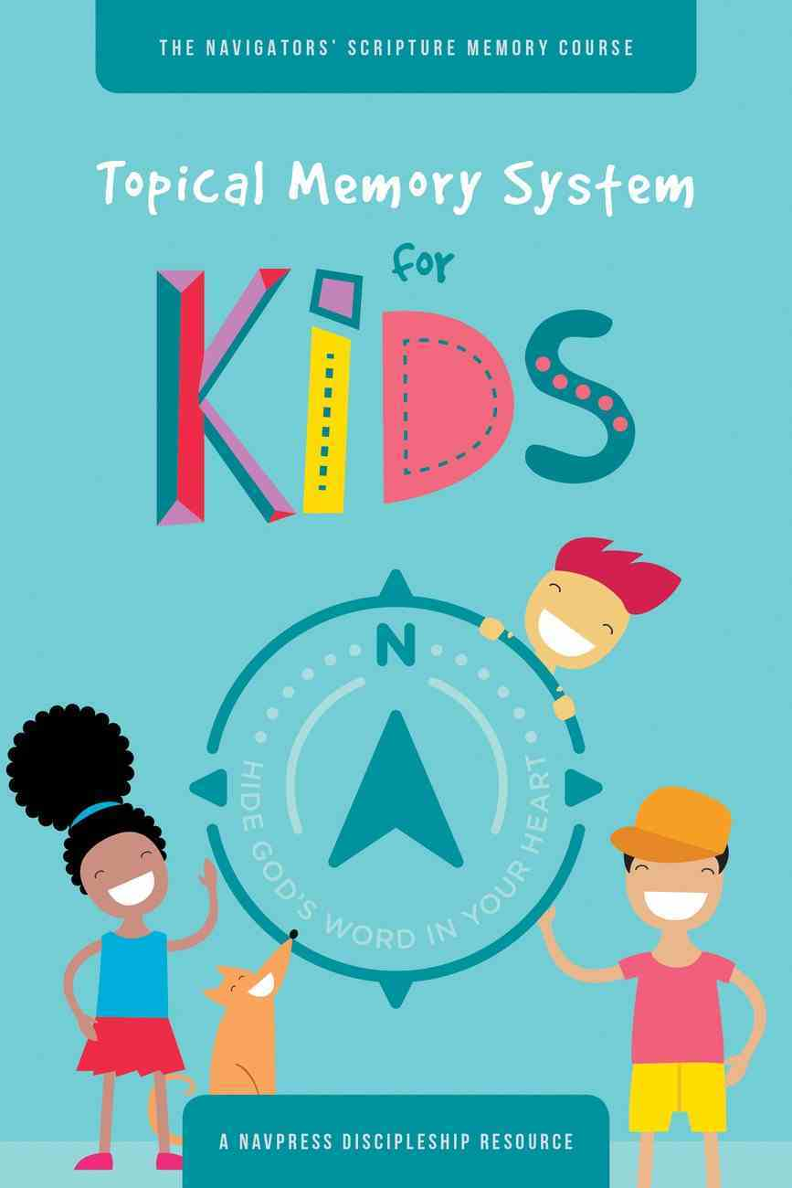 Topical Memory System For Kids Paperback