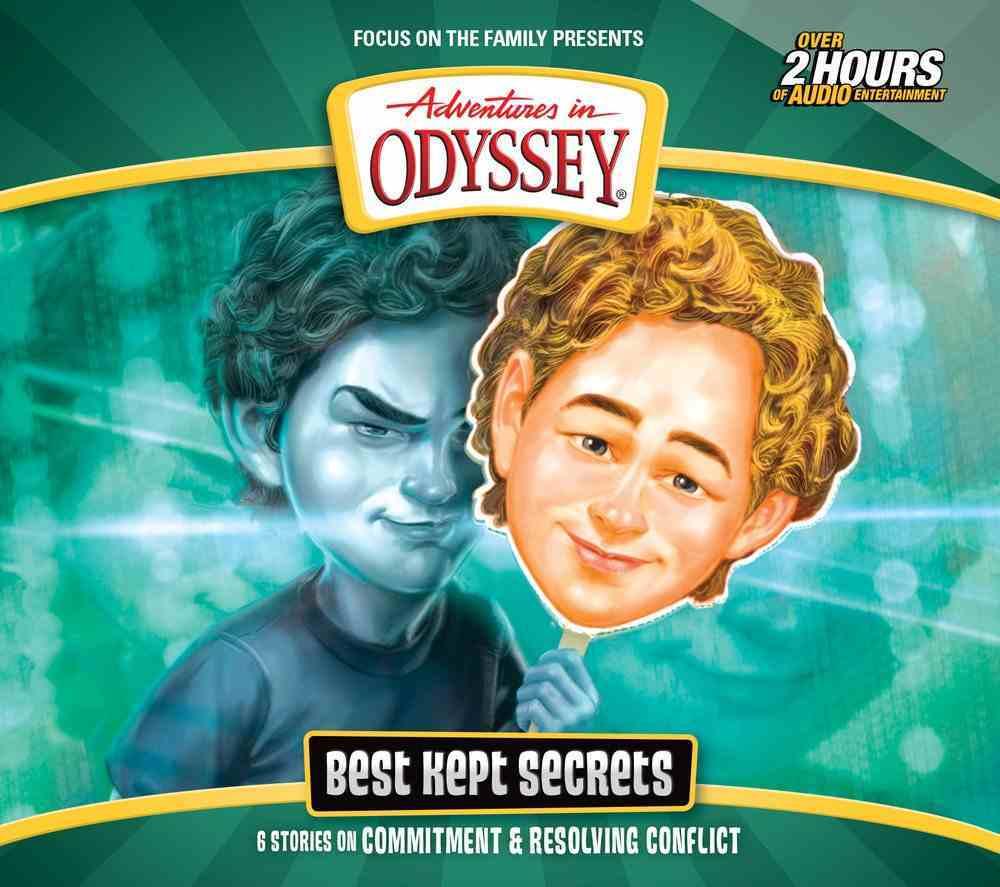 Best Kept Secrets (#69 in Adventures In Odyssey Audio Series) CD