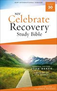 NIV Celebrate Recovery Study Bible Comfort Print Edition (Celebrate Recovery Series) Paperback