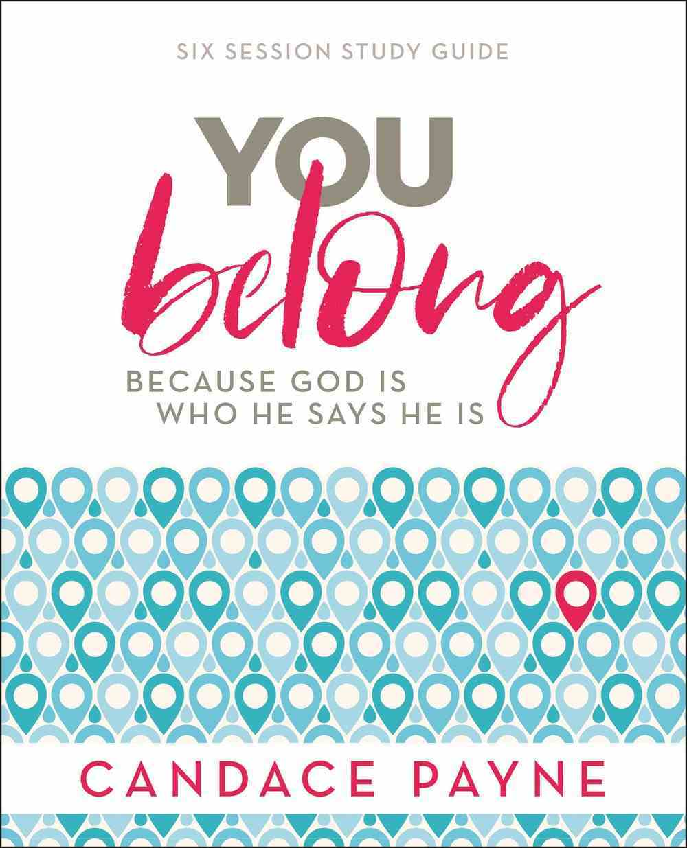 You Belong: Your Joy Depends on It (Study Guide) Paperback
