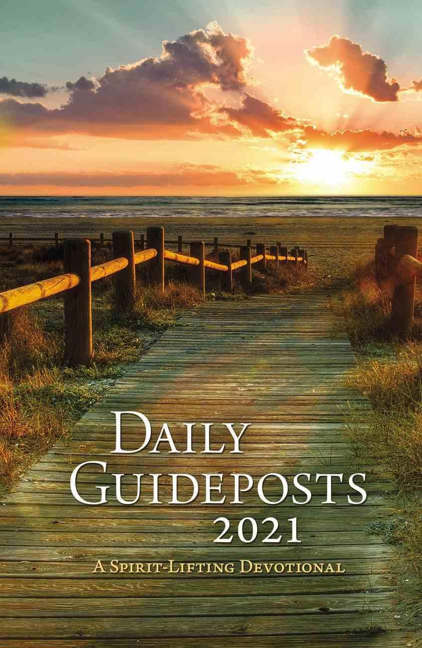 Daily Guideposts 2021: A Spirit-Lifting Devotional Hardback