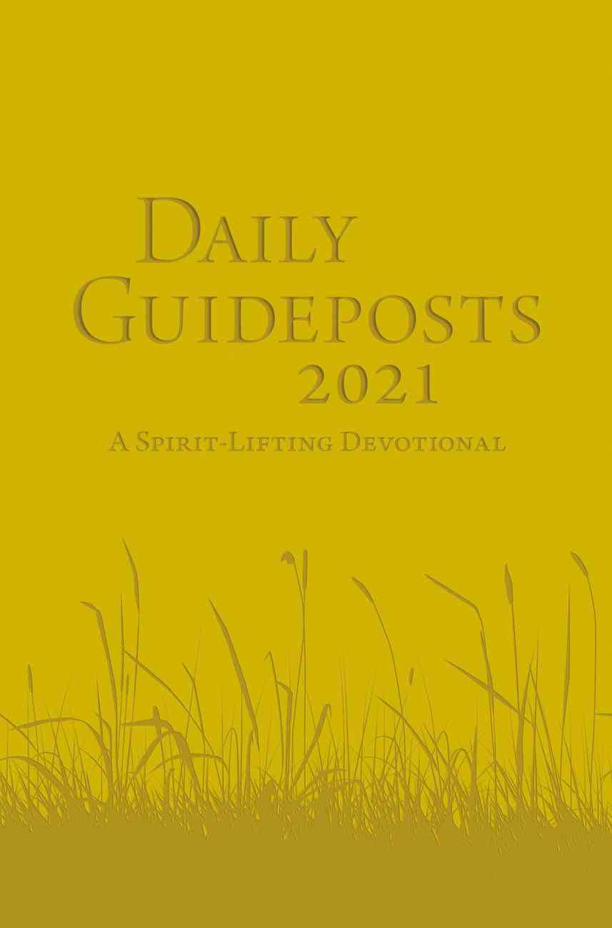 Daily Guideposts 2021: A Spirit-Lifting Devotional Imitation Leather