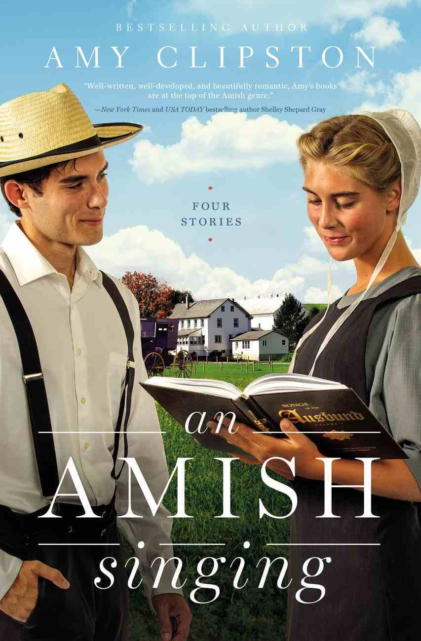 An Amish Singing: Four Stories Paperback