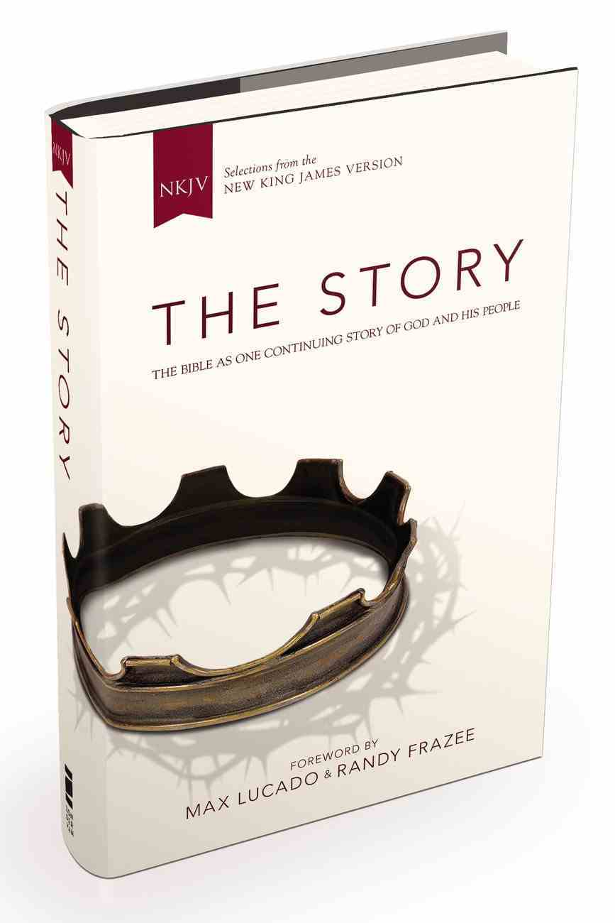 NKJV Story the: The Bible as One Continuing Story of God and His People (Black Letter Edition) Hardback