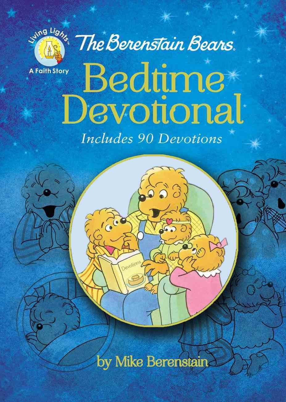 The Berenstain Bears Bedtime Devotional Hardback