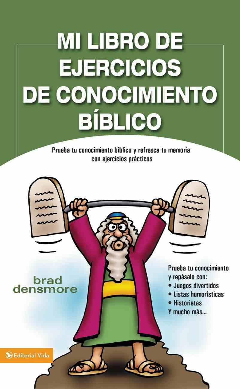 La Gran Trivia Biblica (Great Bible Trivia Workout) Paperback