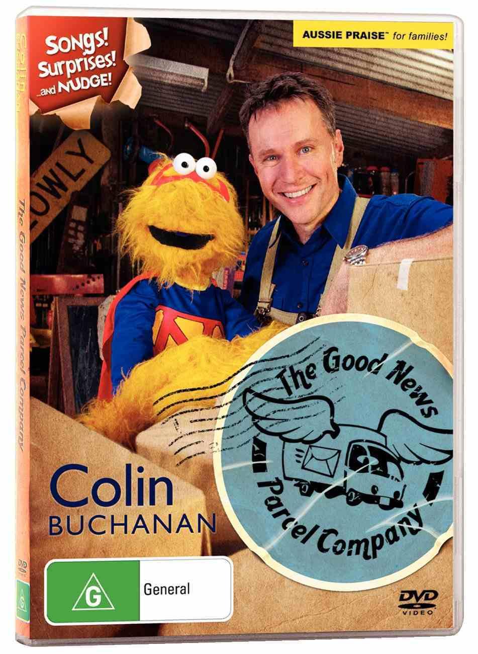The Good News Parcel Company DVD