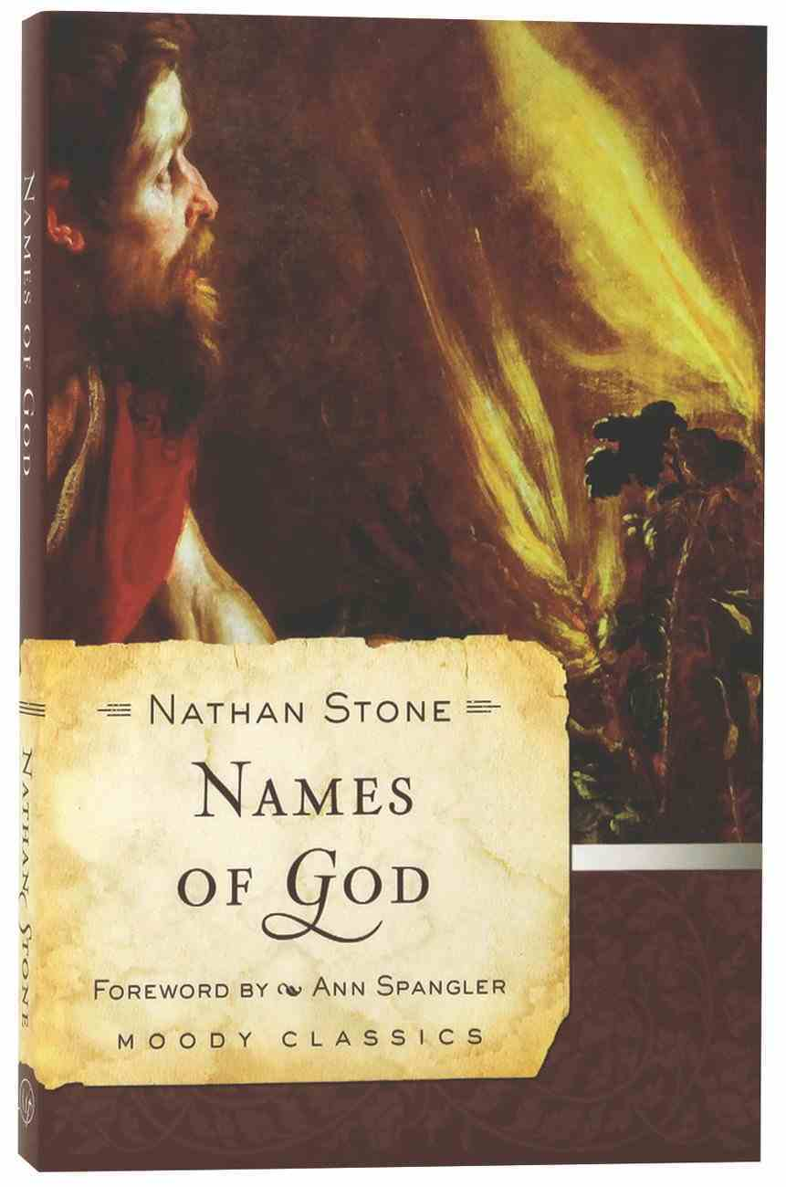 Names of God (Moody Classic Series) Paperback