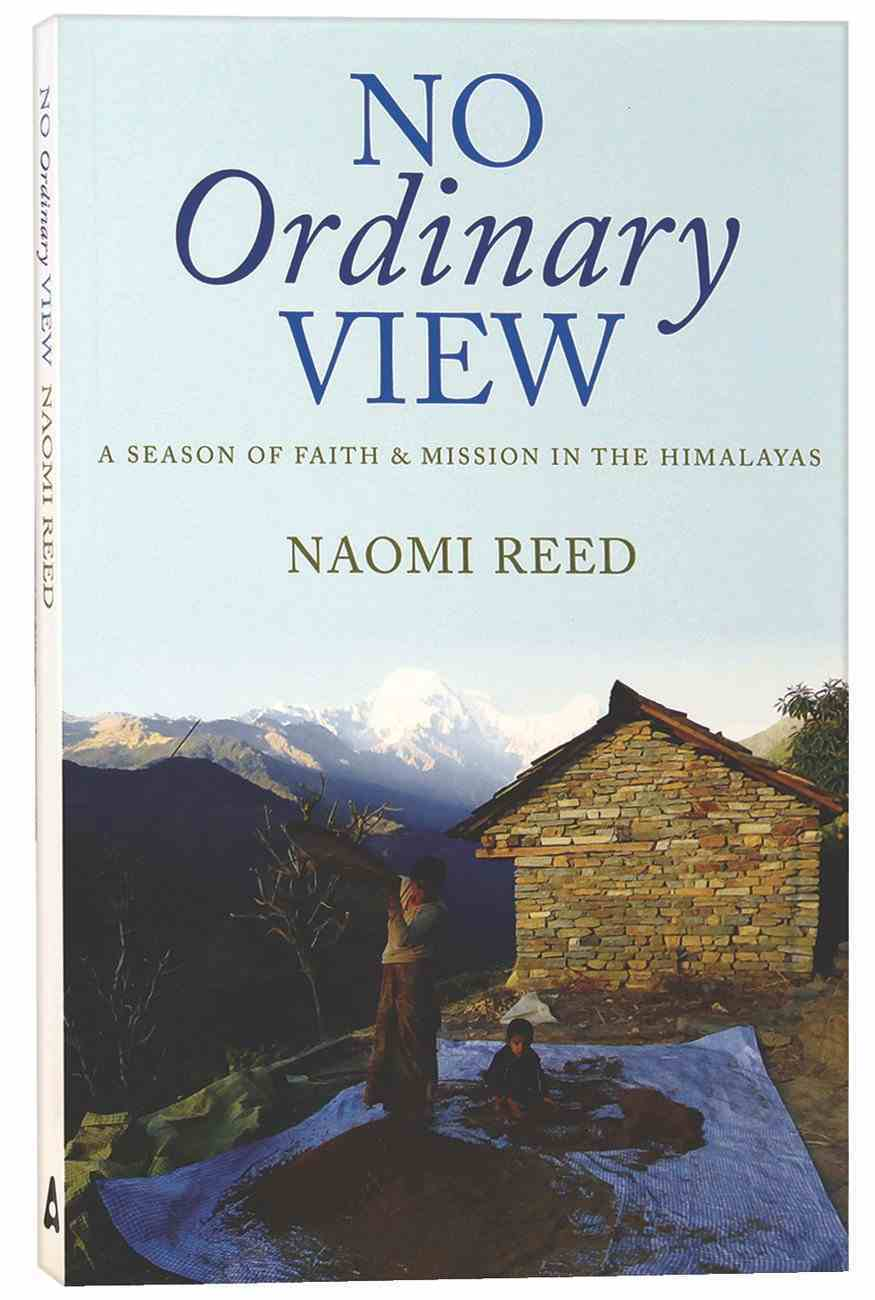 No Ordinary View Paperback