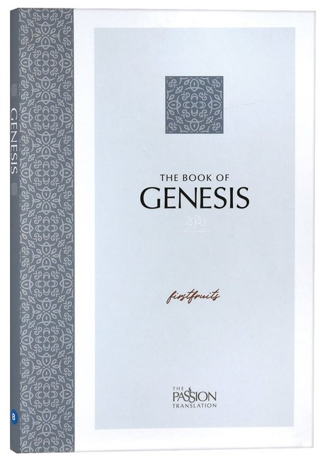 Product: The Passion Translation: Genesis (2020 Edition) Image