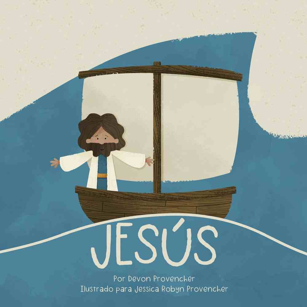 Jesus (Big Theology For Little Hearts Series) Board Book
